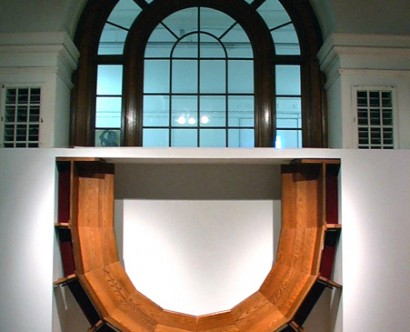 Alter, an installation at Massachusetts College of Art