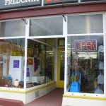 Fredonia Pro Hardware, exhibition window